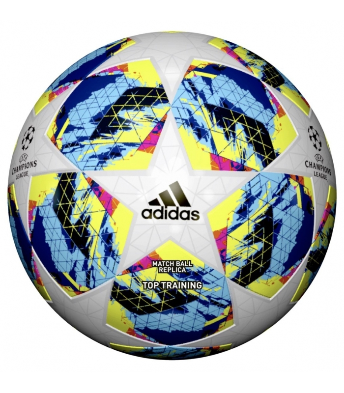cáustico Interacción pureza  Adidas Champions League Top Training Ball