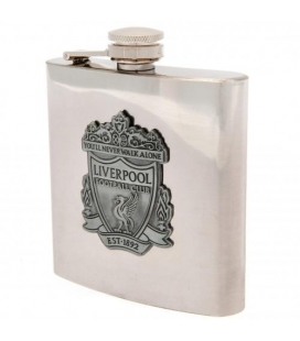 FC Liverpool Hip Flask