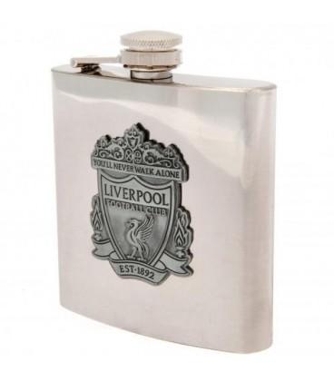 FC Liverpool Hip Flask