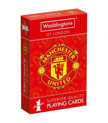 Manchester United Playing Cards