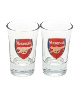 Arsenal Shot Glasses