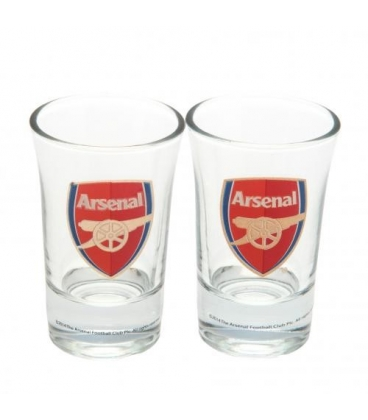 Arsenal Shot Glasses
