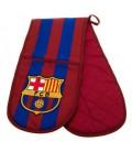FC Barcelona Oven Gloves