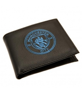 Manchester City Embroidered Wallet
