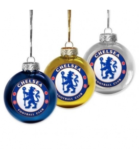 Chelsea Christmas Baubles