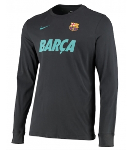 Barcelona Nike Dry T-Shirt Long Sleeve Match CL