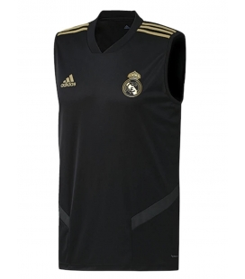 Real Madrid Training Sleeveless Jersey