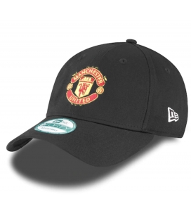 Manchester United Team Cap - Black
