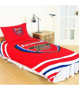 Arsenal Single Duvet Set