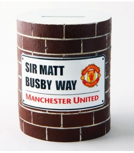 Manchester United Money Box