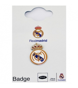 Real Madrid Badge