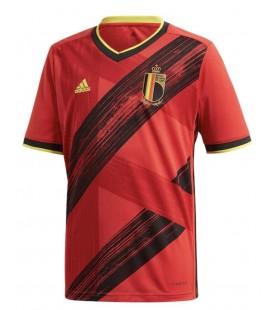 Belgium Home Shirt 2019/21