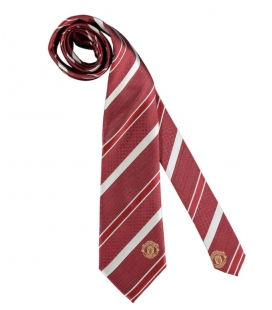 Manchester United Team Tie - Black