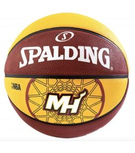 Baskteball Spalding Miami Heat