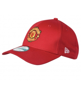 Manchester United Team Cap - Red