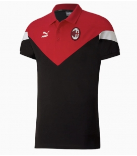 AC Milan Casuals Polo