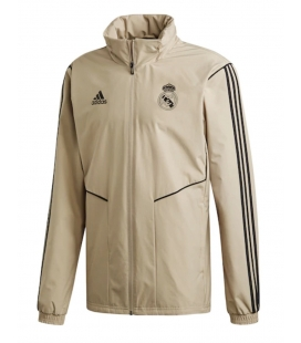 Real Madrid Training Rain Jacket