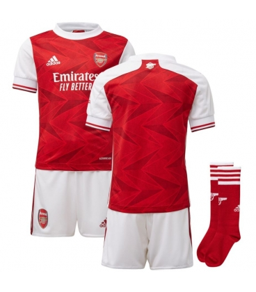 Arsenal London Home kids football shirt, shorts and socks