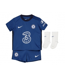 Chelsea FC Home kids football shirt, shorts and socks