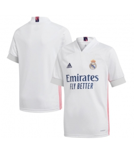Real Madrid Home Shirt 2020/21