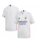 Real Madrid Home Shirt 2020/21