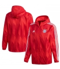 FC Bayern Windbreaker Jacket