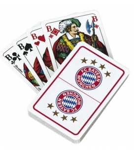 Bayern Munich Poker Cards