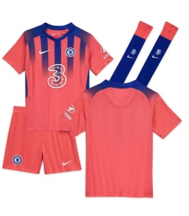 Chelsea FC Third kids football shirt, shorts and socks