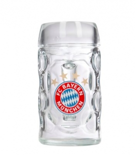 Bayern Munich Beer Glass