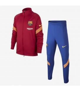 FC Barcelona kids tracksuit