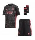 Real Madrid Third kids football shirt, shorts and socks