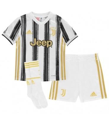 Juventus Home kids football shirt, shorts and socks