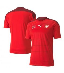 Switzerland Home Shirt 2020/21