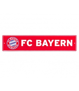 Bayern Munich Car Sign