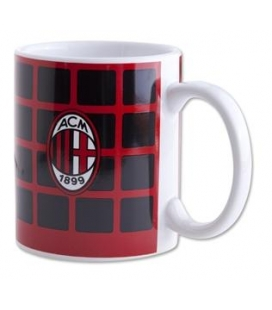 AC Milan Mug - Red/Black