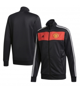 Manchester United 3 Stripes Track Top