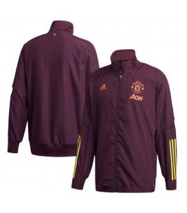 Manchester United Training Presentation Jacket