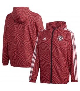 Manchester United Windbreaker Jacket