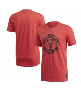 Manchester United Rose Graphic Tee