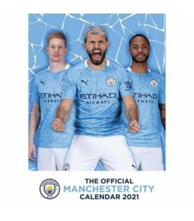 Manchester City 2021 Calendar