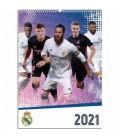 Real Madrid 2021 Calendar