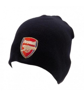 Arsenal Team Knitted Hat - Navy
