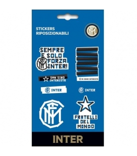 Inter Milan Sticker Set