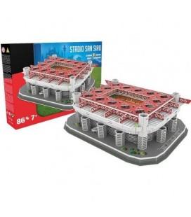 3D puzzle AC Milan stadium