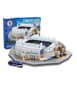 3D puzzle Chelsea London Stadium