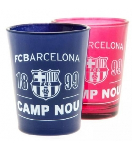 FC Barcelona Shot Glasses