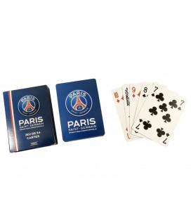 Paris Saint Germain Playing Cards