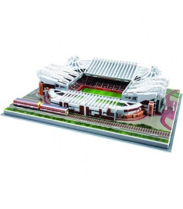 Manchester United 3D Puzzle Stadion