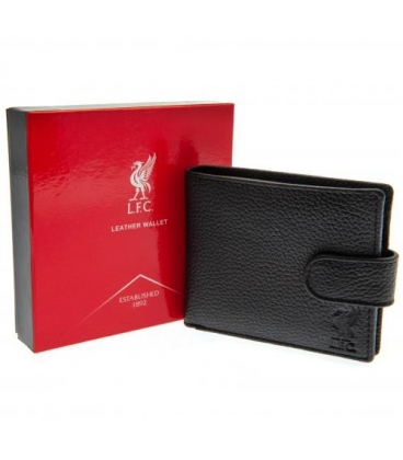FC Liverpool Leather Wallet
