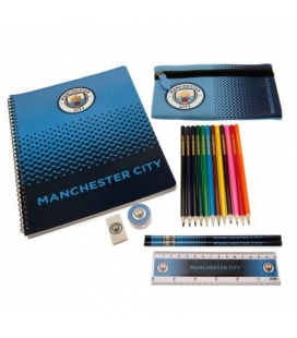 Manchester City Stationery Set
